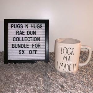 Rae Dunn Look Ma, I Made It Mug